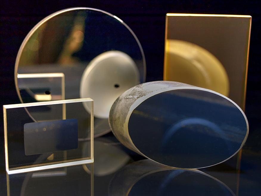 OptiSource Metallbeschichtete Spiegel