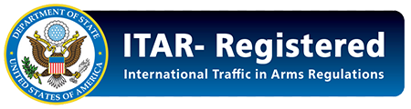 ITAR Registered Company