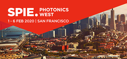 Photonics West 2020 – Stand 164